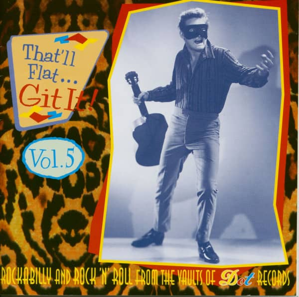 Vol.5 - Rockabilly From The Vaults Of Dot Records (CD)
