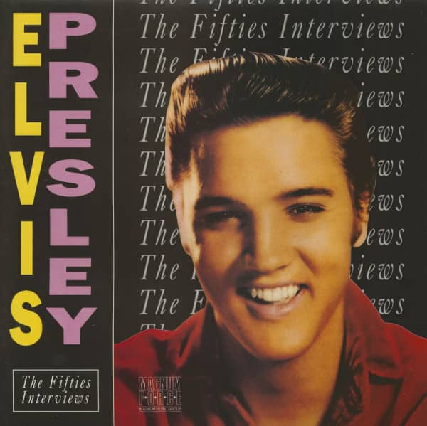 The Fifties Interviews (LP)