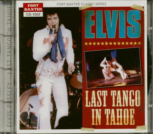 Last Tango In Tahoe (CD)