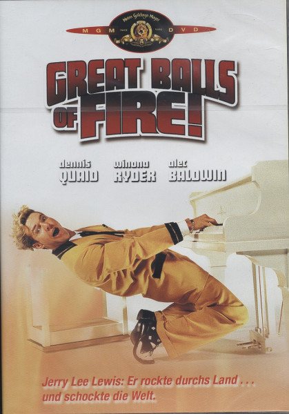 Great Balls Of Fire - Jerry Lee Lewis Story