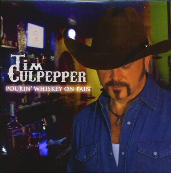 Pourin' Whiskey On Pain (CD)