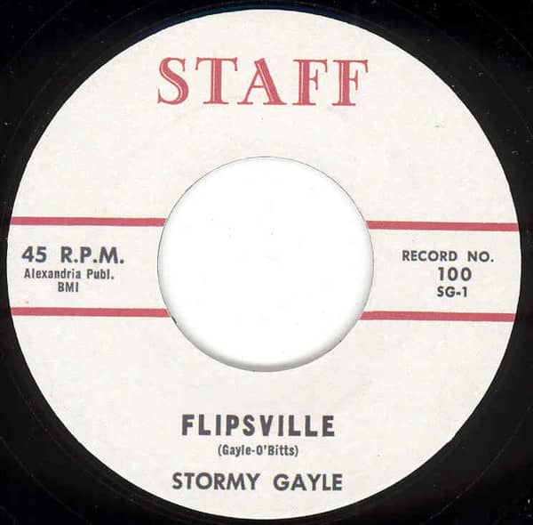 Flipsville - I'll Wait Around (7inch, 45rpm)