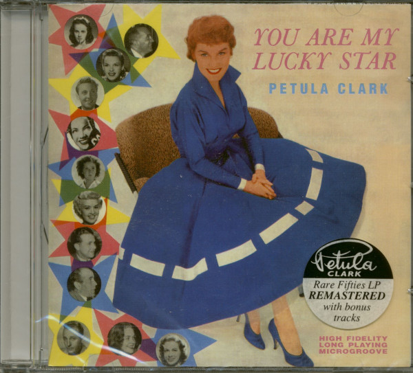 You Are My Lucky Star...plus