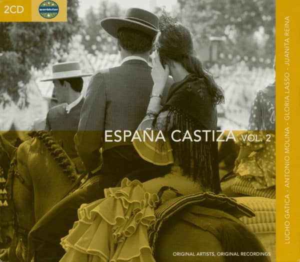 Espana Castiza Vol.2 (2-CD)