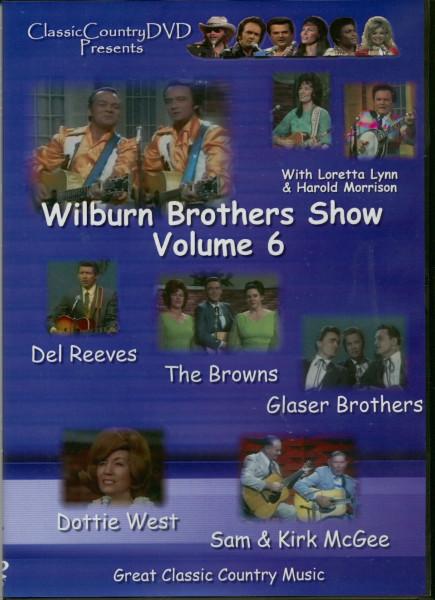 Vol.06, Wilburn Brothers Show (1966-1968)