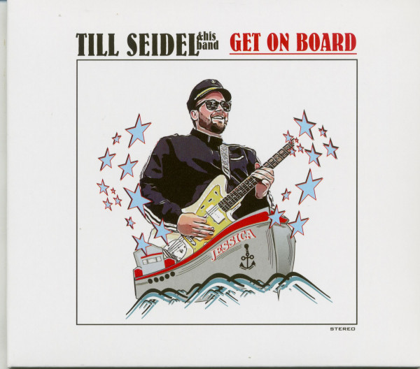 Get On Board (CD)