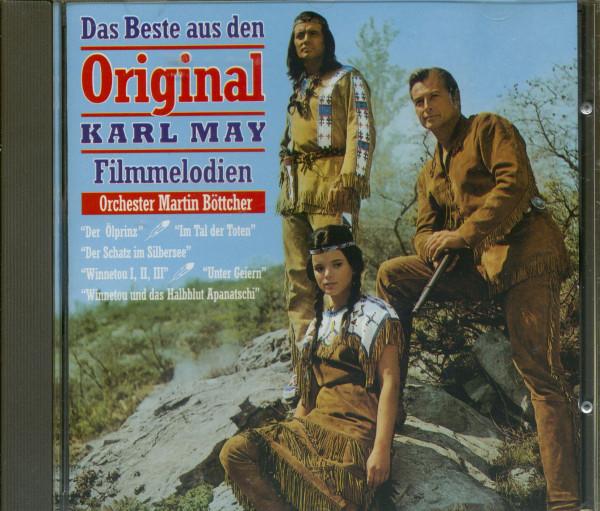 Das Beste aus den Original Karl May Melodien (CD)