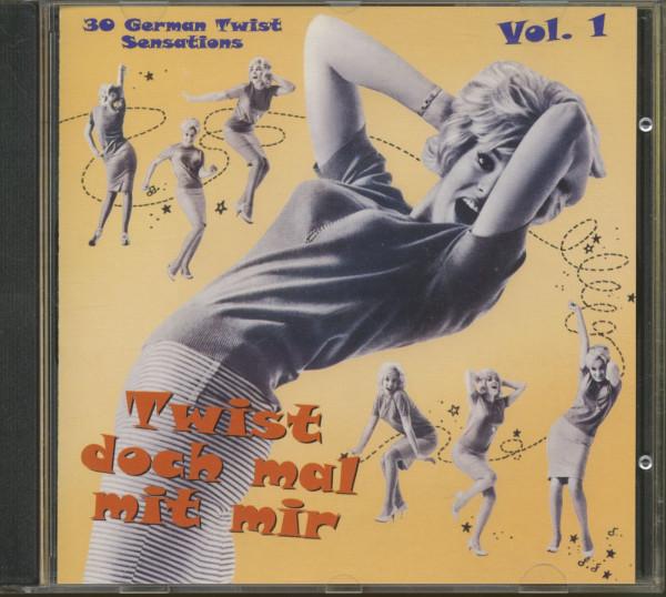 Twist doch mal mit mir, Vol.1 (CD)