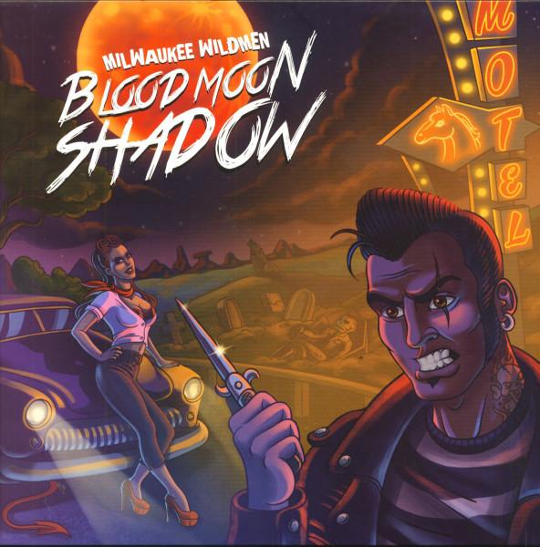 Blood Moon Shadow (LP, Color Vinyl)