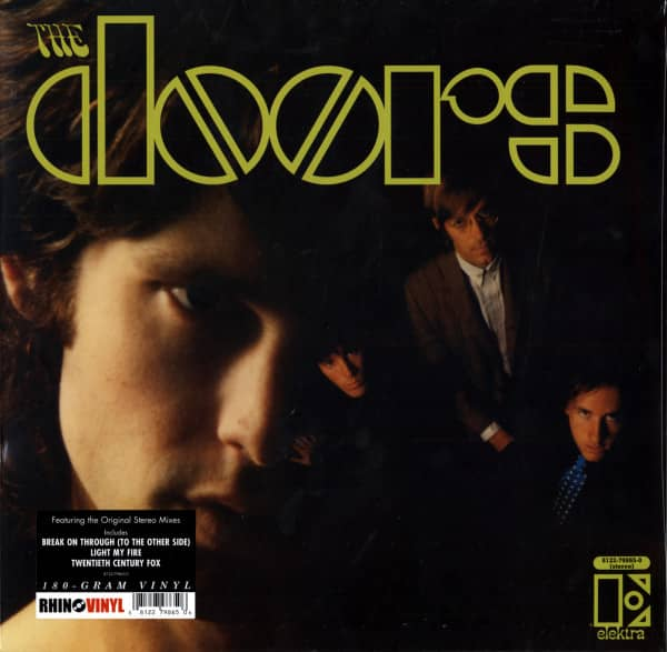 The Doors (180g) stereo