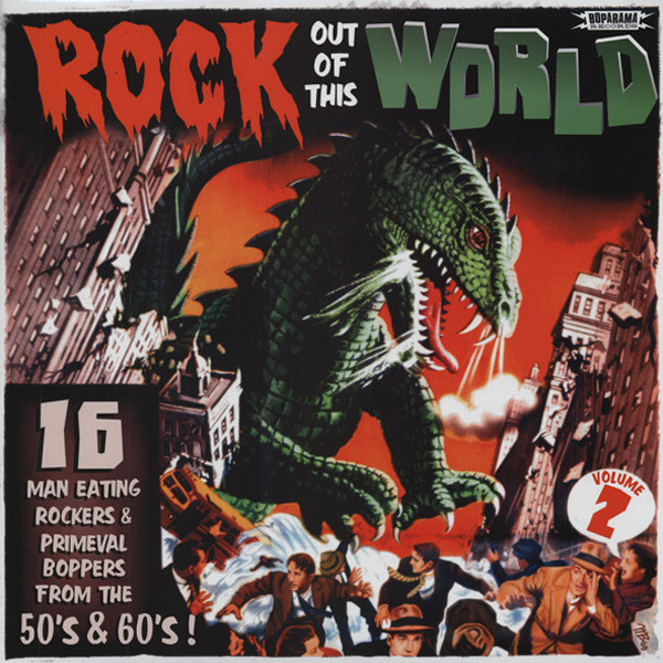 Rock Out Of This World Vol.2 (LP)
