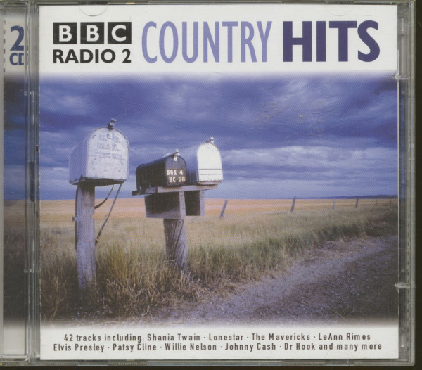 BBC Radio 2 Country Hits 2-CD