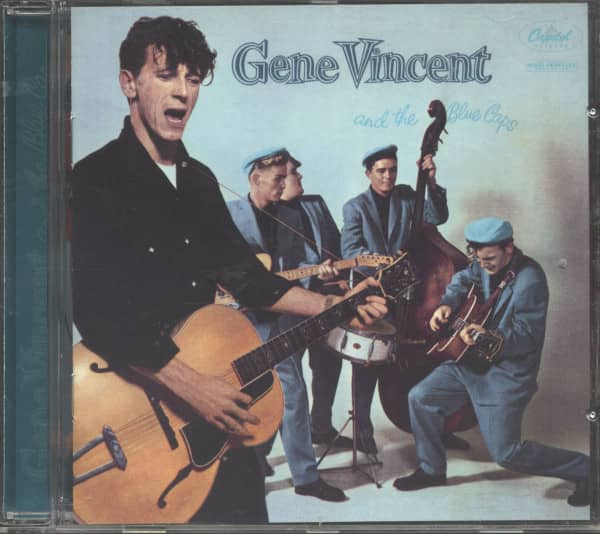 Gene Vincent And The Blue Caps (CD)