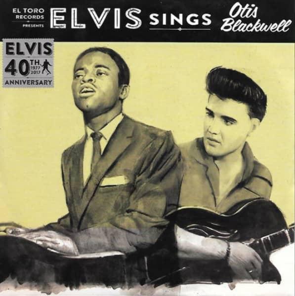 Elvis Sings Otis Blackwell (7inch, EP, 45rpm, PS)