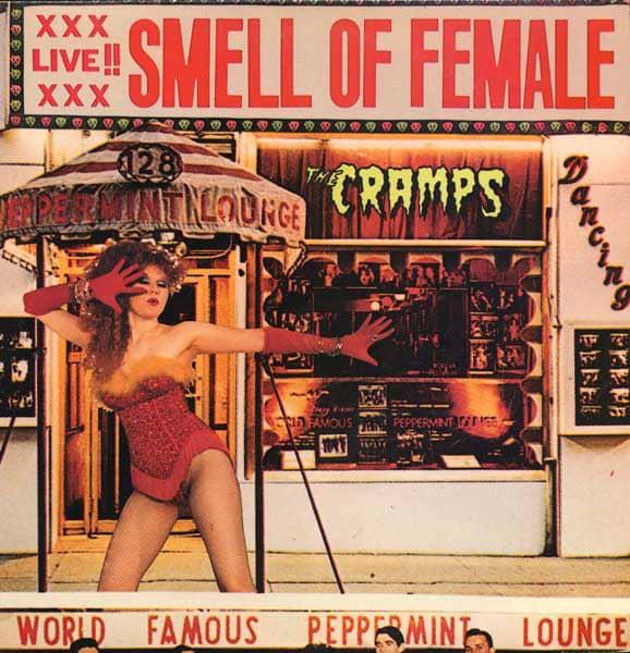 Smell Of Female (LP, Yellow Vinyl)