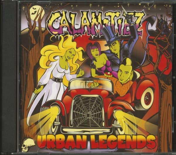Urban Legends (CD)