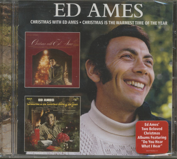 Christmas With - Christmas Is The Warmest Time Of The Year (CD)