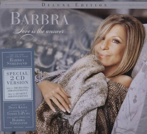 Love Is The Answer - Deluxe Edition (2-CD)