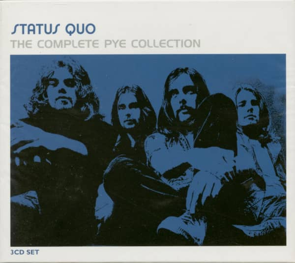 The Complete Pye Collection (3-CD)