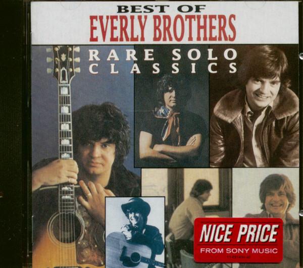 Best Of - Rare Solo Classics (CD)