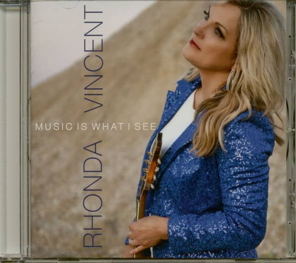 Music Is What I See (CD)