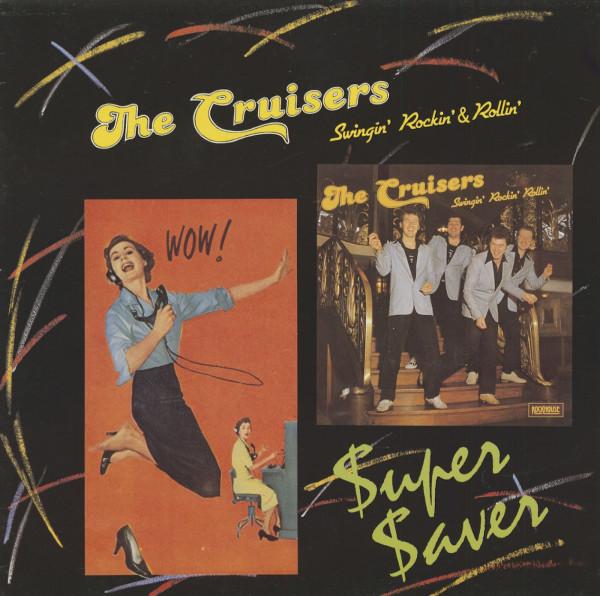 Swingin', Rockin' And Rollin' (LP)
