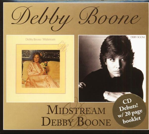 Midstream - Debby Boone (CD)