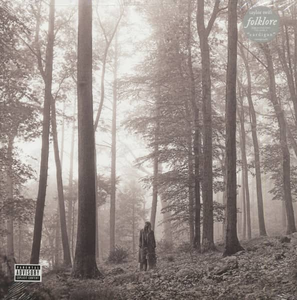Folklore (2-LP, Colored Vinyl, Ltd.)