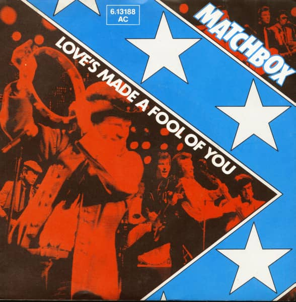 Love's Made A Fool Of You (7inch, 45rpm, PS)