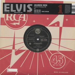 18 UK #1s - Jailhouse Rock 10'