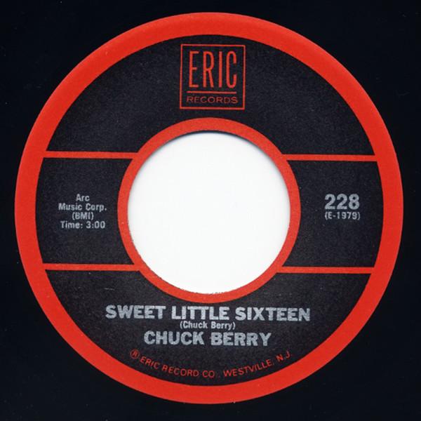 Sweet Little Sixteen - No Particular... 7inch, 45rpm