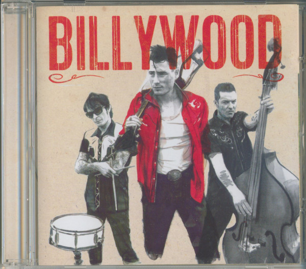 Billywood (CD Album)