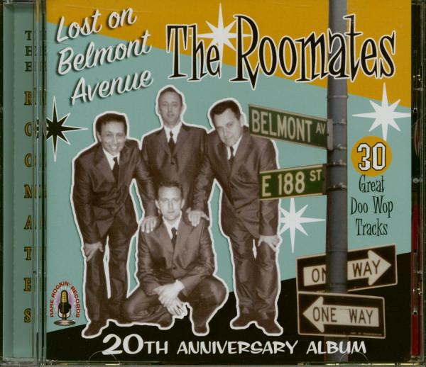 Lost On Belmont Avenue - 20th Anniversary Album (CD)