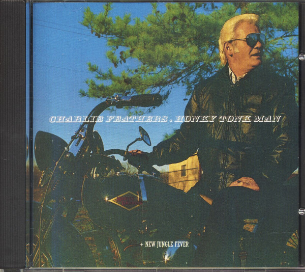 Honky Tonk Man - New Jungle Fever (CD)
