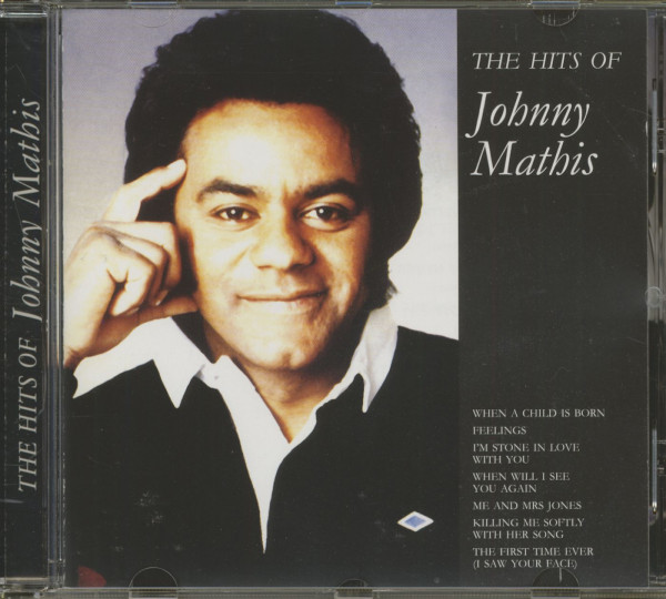 Pop Shop Memory - The Hits Of Johnny Mathis (CD)