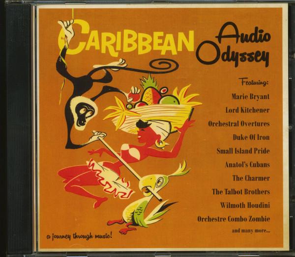 Caribbean Audio Odyssey (CD)