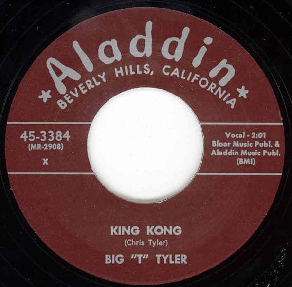 King Kong - Sadie Green 7inch, 45rpm