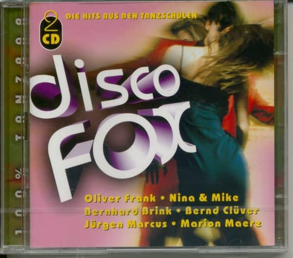 Disco-Fox - Die Hits aus den Tanzschulen Hits (2-CD)