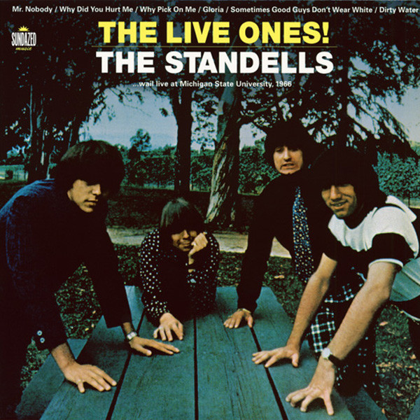 The Live One's - 10'LP