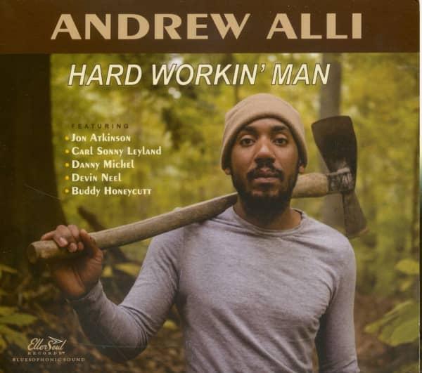 Hard Workin' Man (CD)