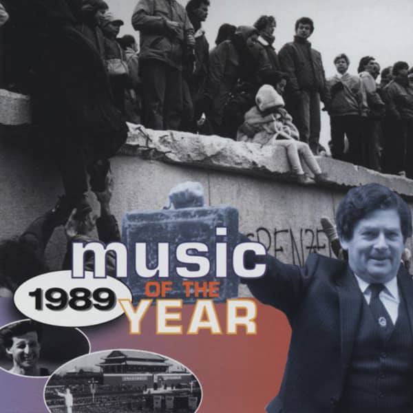 Music Of The Year - 1989