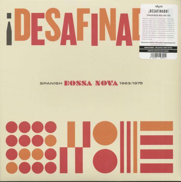 Desafinado - Spanish Bossa Nova 1963 - 1975 (LP, Ltd.)