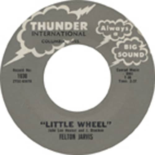 Little Wheel - Dimples 7inch, 45rpm