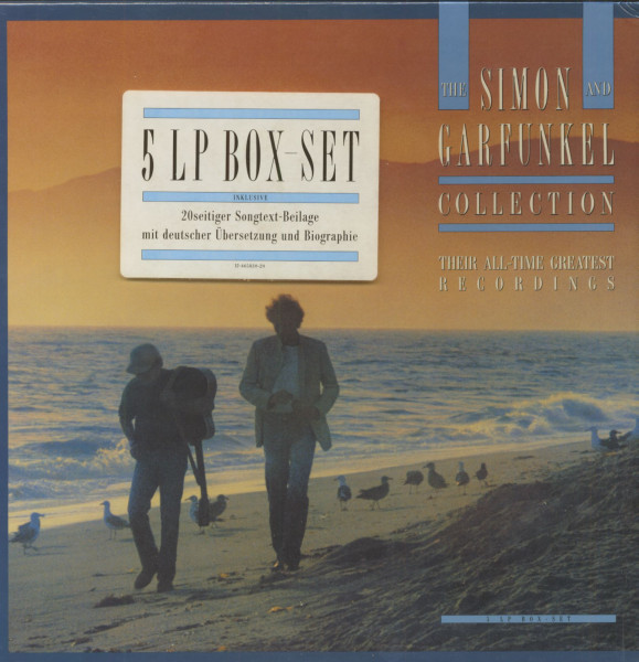 The Simon & Garfunkel Collection (5-LP Box)