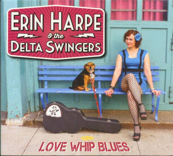 Love Whip Blues (CD)