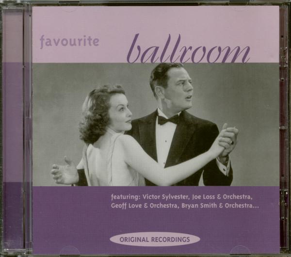 Favourite Ballroom (CD)