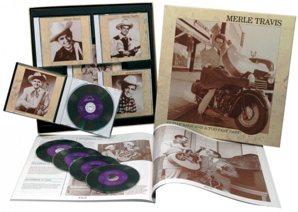 Guitar Rags And A Too Fast Past (5-CD)