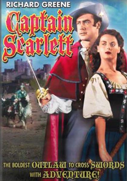 Captain Scarlett (0) - Adventure