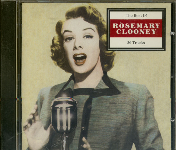 The Best of Rosemary Clooney (CD)