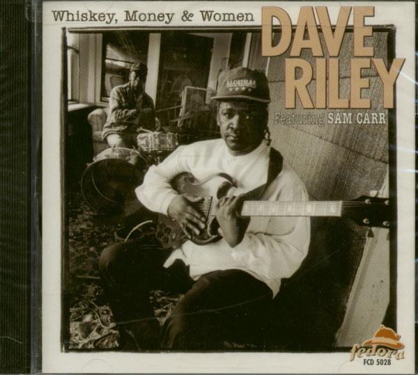 Whiskey, Money & Women (CD)